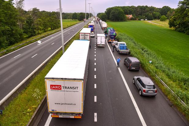 Douze chantiers sur la route des vacances en Wallonie