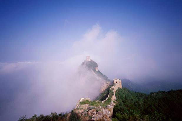 Jiankou, la portion la plus sauvage de la Grande Muraille de Chine (en images)