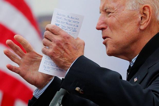 'Biden lanceert volgende week kandidatuur voor presidentschap'