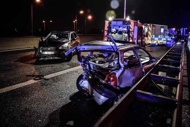 Drie lichtgewonden na verkeersongeval in Gullegem