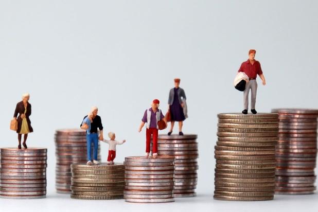 EU: vrouwen worden 14,1 procent minder betaald, kan nog 'eeuwen' duren