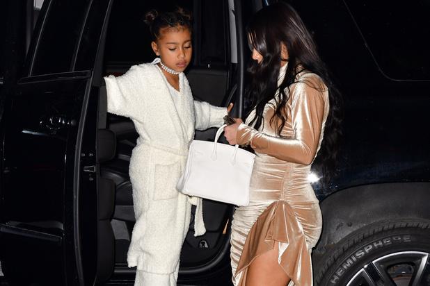 Le cadeau exceptionnel (de plus de 65.000 dollars) de Kim Kardashian à sa fille