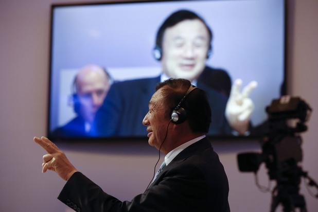 Huawei-topman haalt uit naar Trump