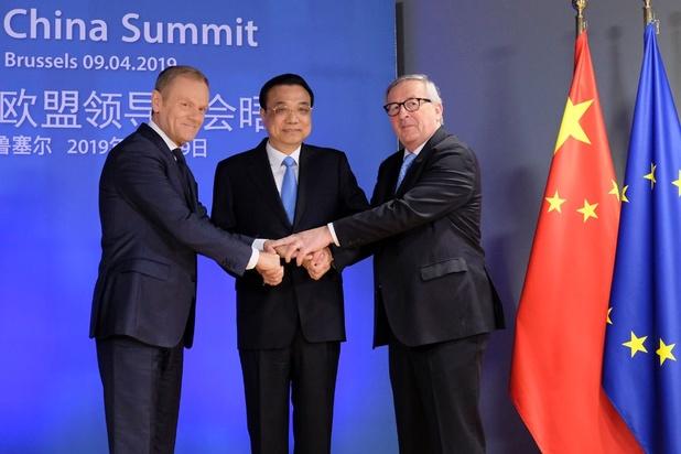 Commerce: accord in extremis sur une déclaration commune avant le sommet UE/Chine