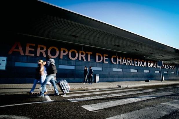Lancement des travaux d'allongement de la piste de l'aéroport de Charleroi