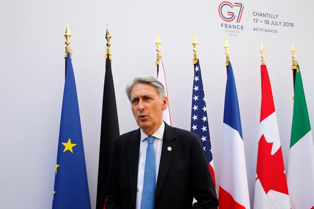 Britse minister van Financiën sluit motie van wantrouwen tegen Johnson niet uit