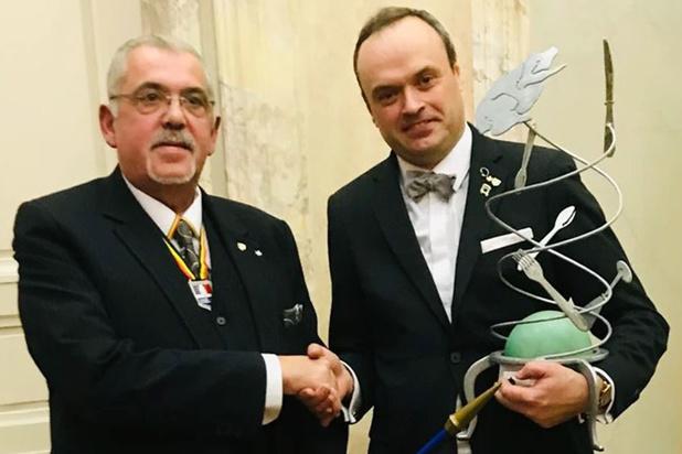 Un Belge sacré champion du monde des maîtres d'hôtel