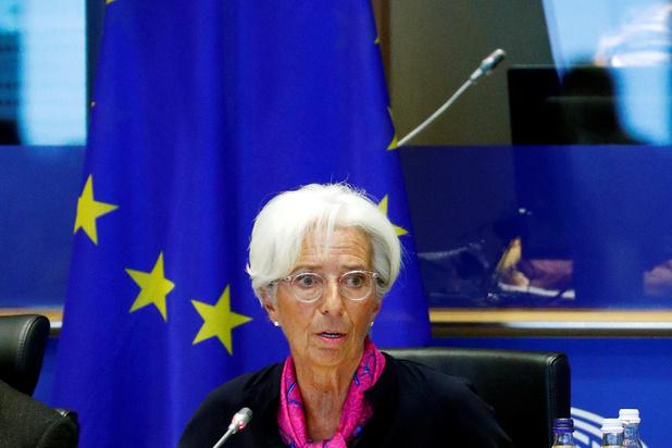 Europarlementsleden scharen zich achter benoeming Lagarde tot ECB-voorzitter