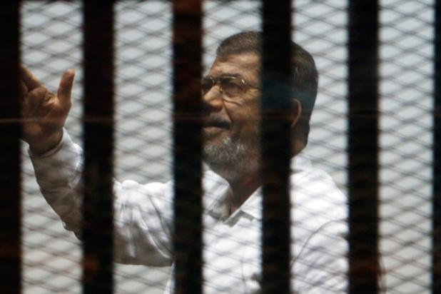 Gewezen Egyptisch president Morsi begraven in Caïro