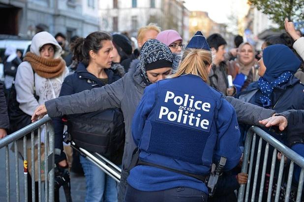 """Une policière sur quatre harcelée par ses collègues: """"un vrai choc"""" pour le SLFP"""