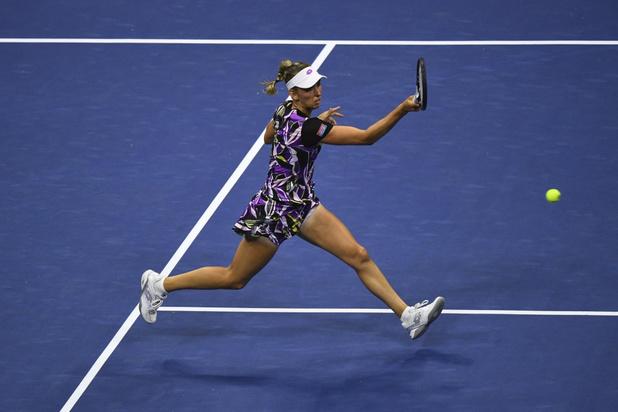 Bianca Andreescu houdt Elise Mertens uit halve finales