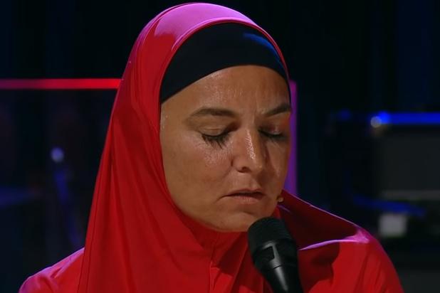 'Moet Sinéad O'Connor publiekelijk afstand nemen van de uitwassen van de islam? Nee, dat moet ze niet'