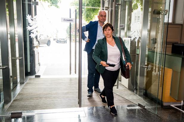 Voorzittersverkiezingen bij Groen: stoot Björn Rzoska Meyrem Almaci van de troon?