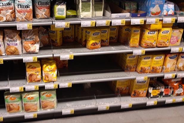 Covid: ne faites pas les hamsters dans les supermarchés