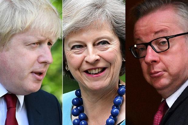 Tien kandidaten genomineerd om Theresa May op te volgen als Brits premier