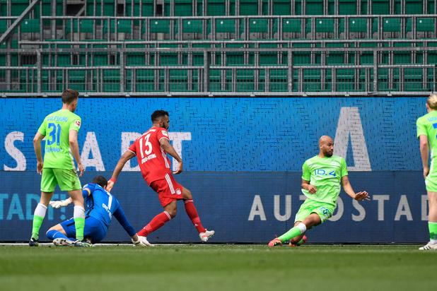 Wolfsburg s'incline face au Bayern