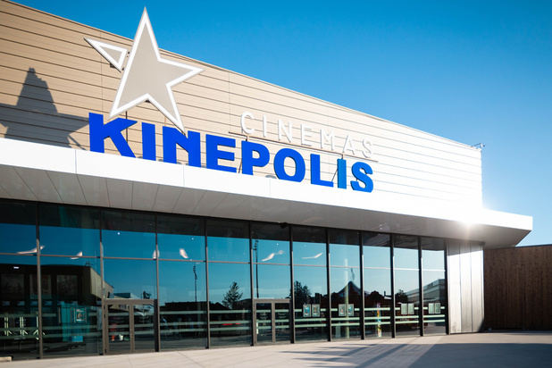 Les complexes Kinepolis ferment leurs portes