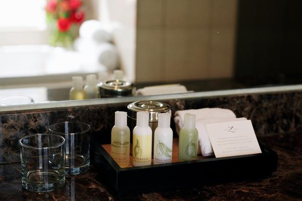 Fini les mini-flacons dans les salles de bain des hôtels Marriott