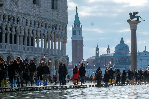 Venise, la nouvelle Atlantide ?