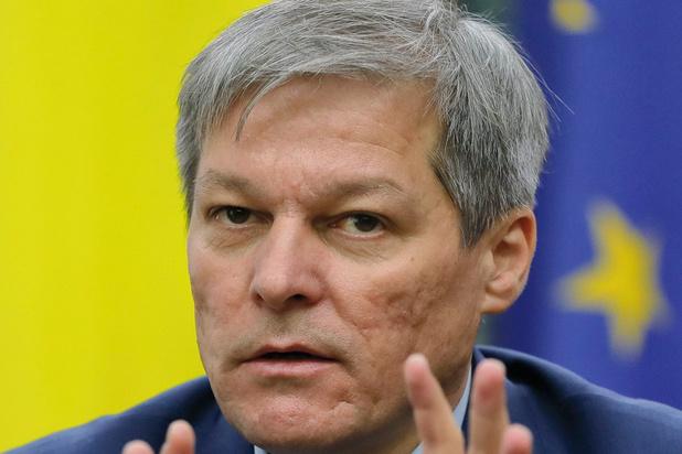 Roemeense ex-premier Ciolos fractieleider voor Europese liberalen