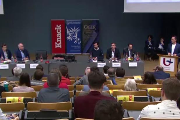 'Vlaamse meerderheid niet het belangrijkste': herbekijk het eerste kopstukkendebat sinds de verkiezingen