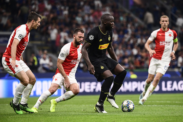 Ligue des Champions : l'Inter de Lukaku arrache un point in extremis