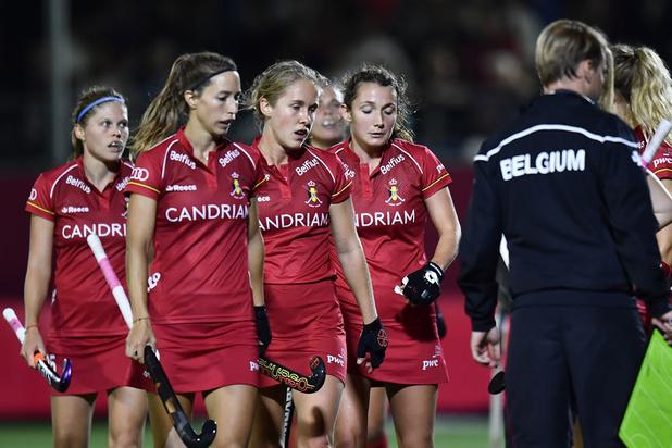 Les Red Panthers, battues 0-1 par l'Espagne, sont privées des demi-finales
