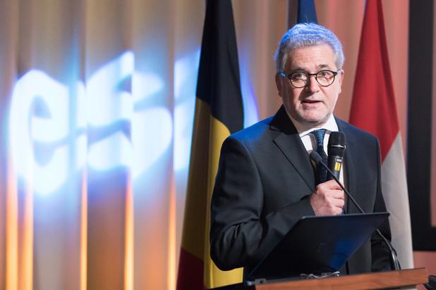 Le gouvernement soutient la candidature d'Eric Morel de Westgaver comme DG de l'ESA