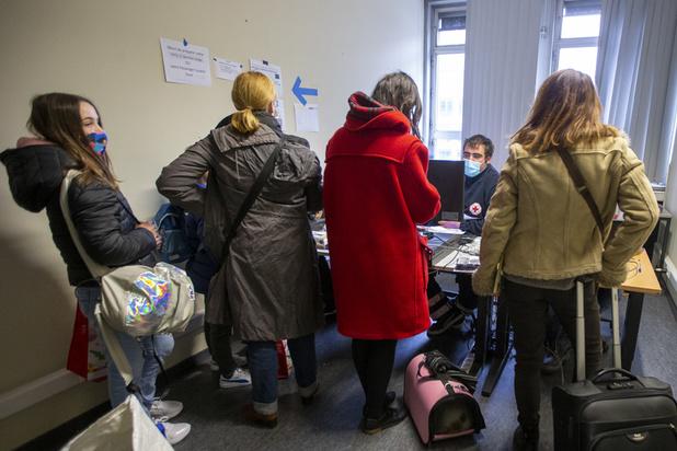 Environ 750 personnes pourront être testées à la gare du Midi chaque jour