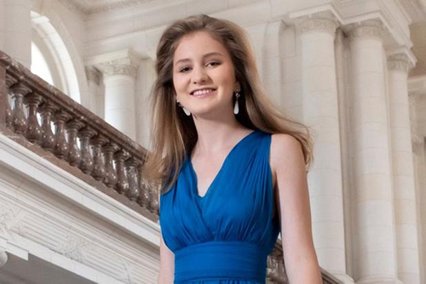Trois nouvelles photos pour les 18 ans de la princesse Élisabeth