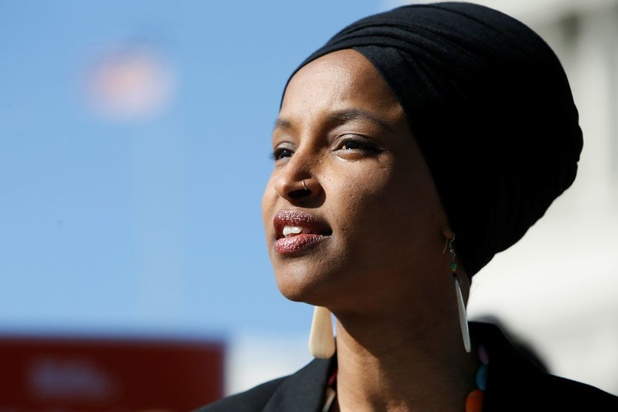 Ilhan Omar, de l'incarnation du rêve américain à la polémique
