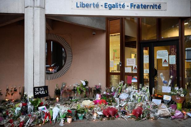 Professeur décapité en France: les mouvements islamistes radicaux en ligne de mire