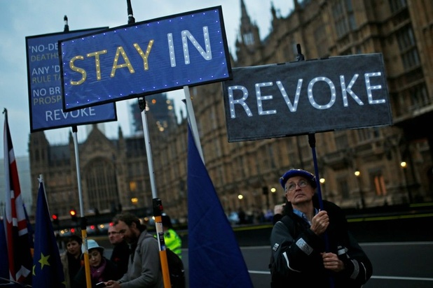 Brits parlement krijgt controle over voorstel voor nieuwe brexit-deadline