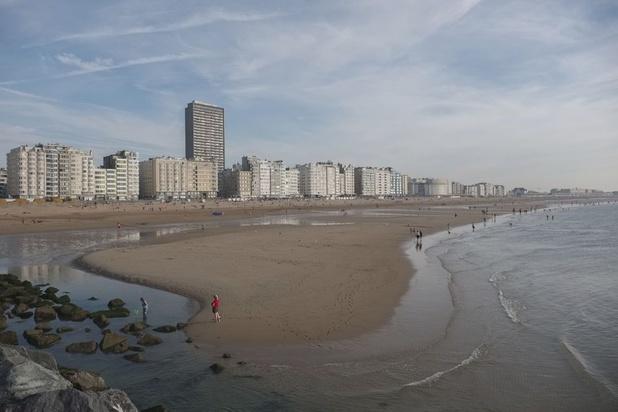 Pour profiter de la plage à Ostende, il faudra réserver