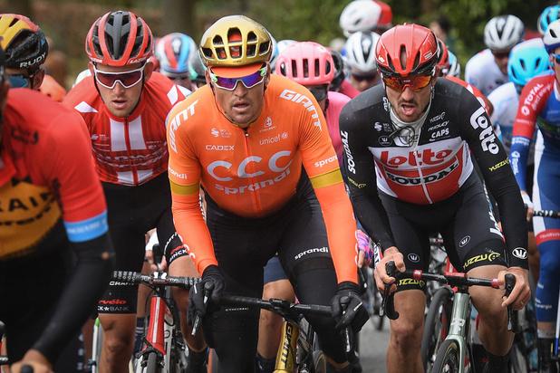 Corona bedreigt het zakenmodel van het wielrennen