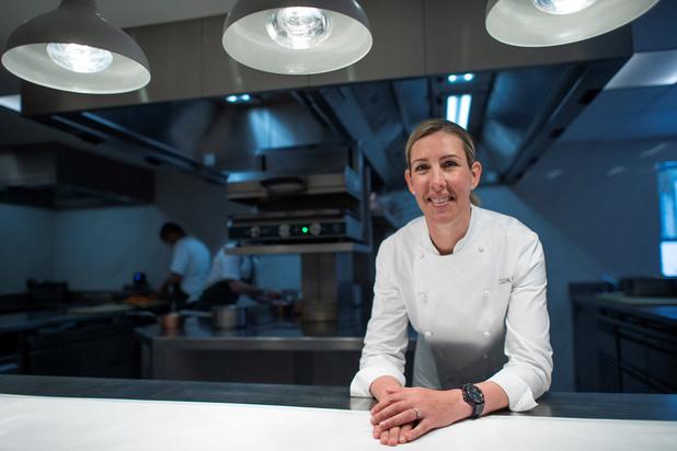 Clare Smyth, la cheffe star qui sublime des produits sans prétention