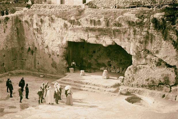 Le Tombeau des rois à Jérusalem, splendeur archéologique et disputée