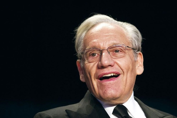 Trumps mislukte charmeoffensief bij journalist Bob Woodward
