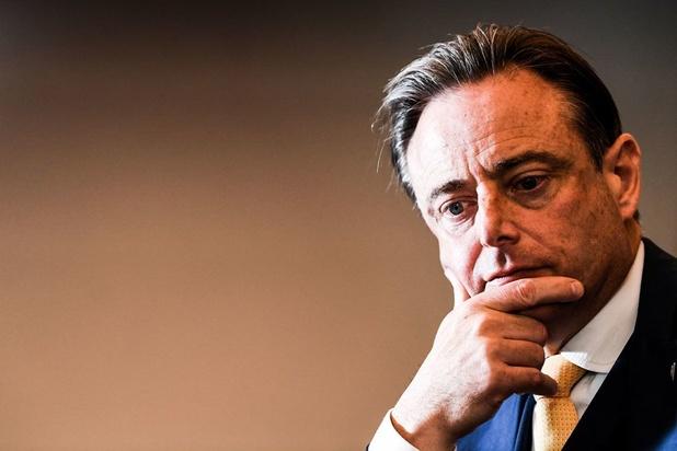 Bart De Wever: 'De afrekening van de regering zal voor na de crisis zijn'