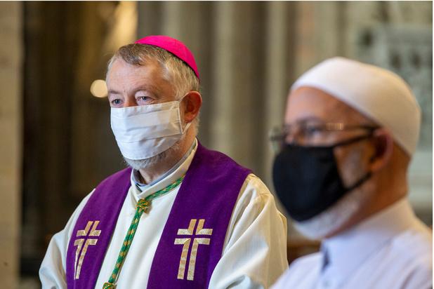 Chrétiens et musulmans de Bruxelles dénoncent ensemble l'acte terroriste de Nice