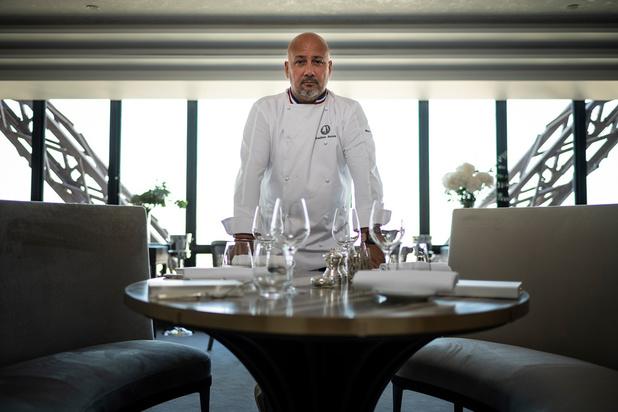 Le Jules Verne, mythique restaurant de la Tour Eiffel, fait table rase du passé