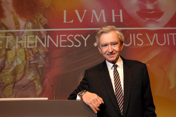 Ralentissement de la croissance de LVMH