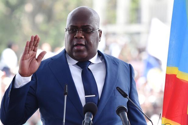 Bezoek Tshisekedi moet normalisering in de relaties tussen België en Congo bezegelen