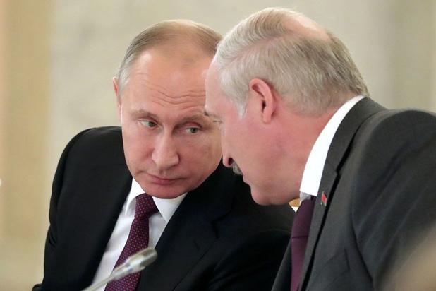 Russische premier Misjoestin donderdag naar Wit-Rusland