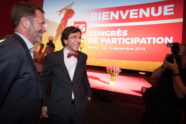 Paul Magnette werpt zich op als opvolger van Elio Di Rupo aan hoofd van PS