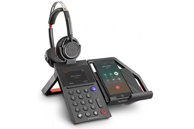 Review: desktop-communicatiestation voor headsets en smartphones