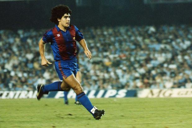 Hoe Athletic Bilbao ervoor zorgde dat Maradona Barcelona verliet voor Napoli
