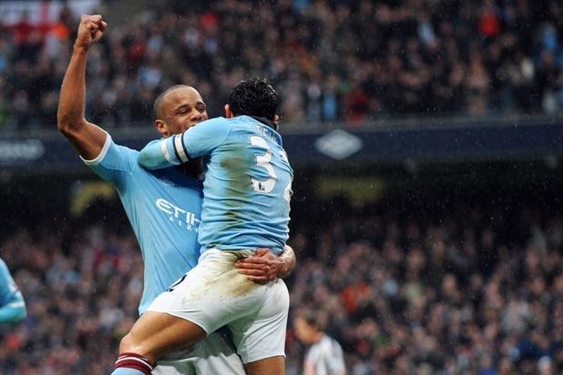 5 memorabele doelpunten van Vincent Kompany voor Manchester City