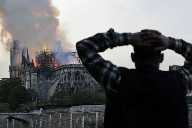 Wat met de brandveiligheid van onze kerken en kathedralen? 'Er zijn zeer weinig regels'