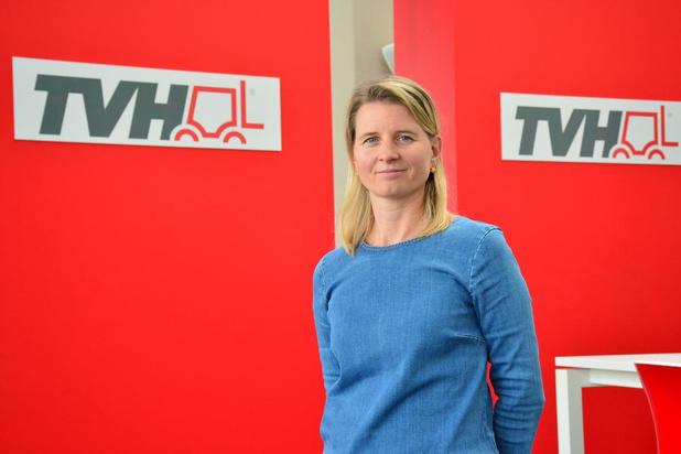 """TVH uit Waregem bestaat vijftig jaar: """"Ook onze ceo spreken we hier met de voornaam aan"""""""